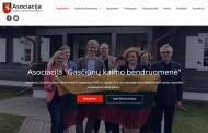 Gasčiūnų kaimo bendruomenės internetinė svetainė – patogus būdas viešinti veiklas