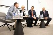 Tyrimas: stiprėja darbuotojų ir darbdavių socialinis dialogas