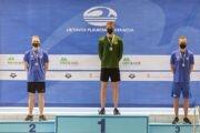 R. Sargūno sporto gimnazijos plaukikų startai Baltijos šalių plaukimo čempionate
