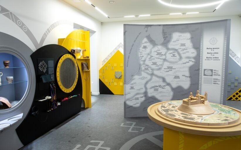 """Inovatyvus baltų kultūros pažinimo centras """"Baltų kelias"""" Šiauliuose atveria duris lankytojams"""