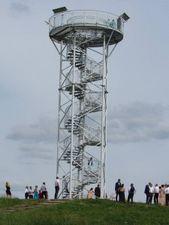 Siberijos apžvalgos bokštas. A.Brazdeikytės nuotr.