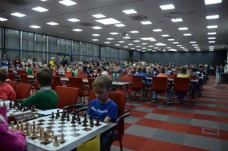 Lietuvoje – didžiausias metų šachmatų festivalis