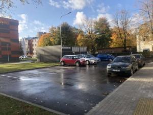 Rumpiškės gyvenamųjų namų kvartalo