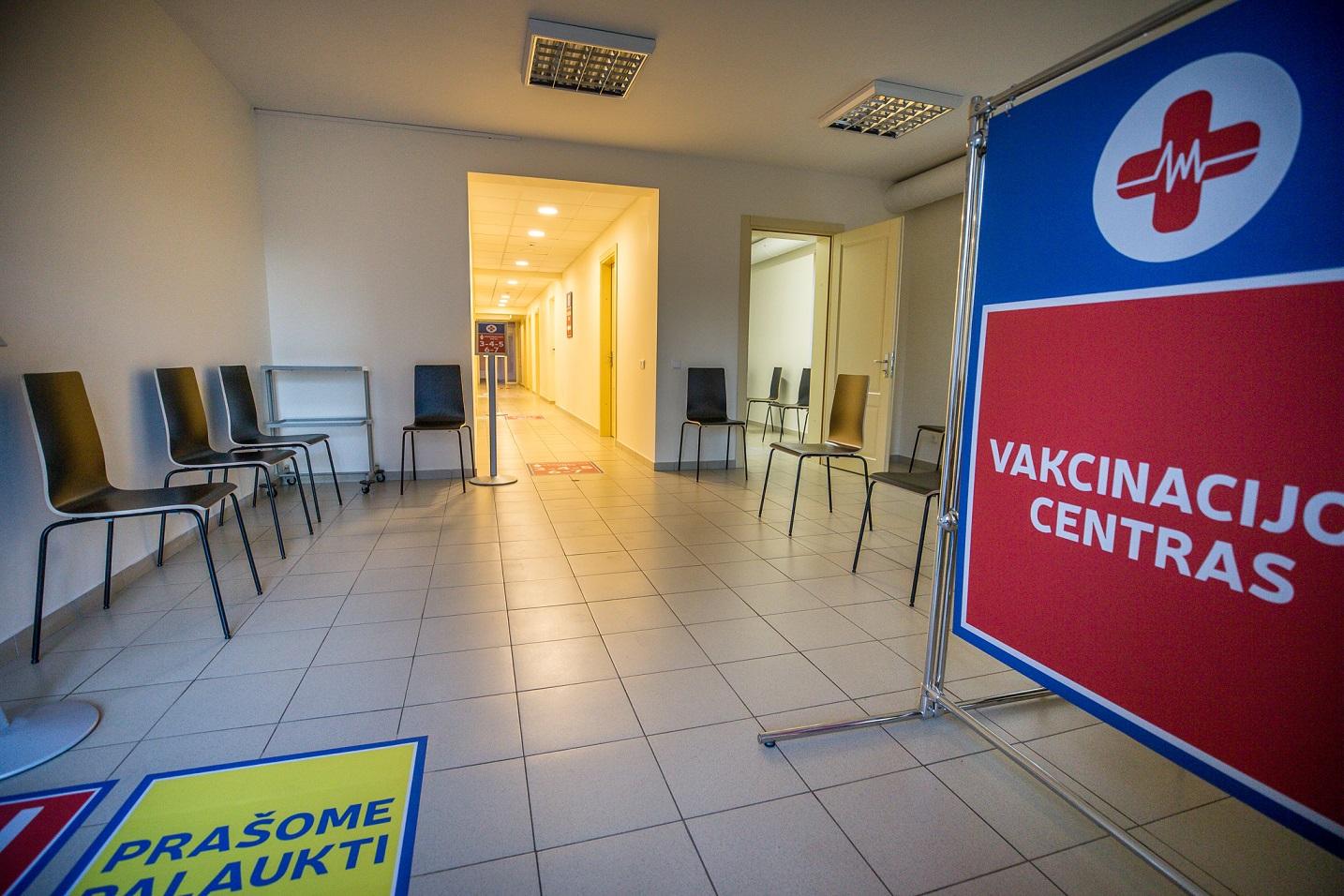 Vakcinacijos centras 3