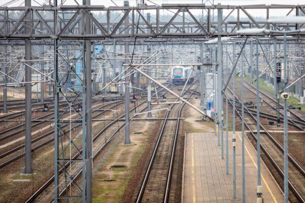 Apie geležinkelio ruožo Vilnius-Klaipėda elektrifikavimą informuos nauja interneto svetainė
