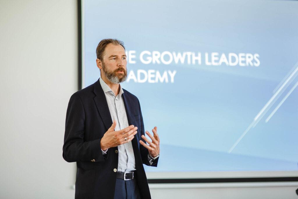 """""""Blue Growth Leaders Academy"""""""