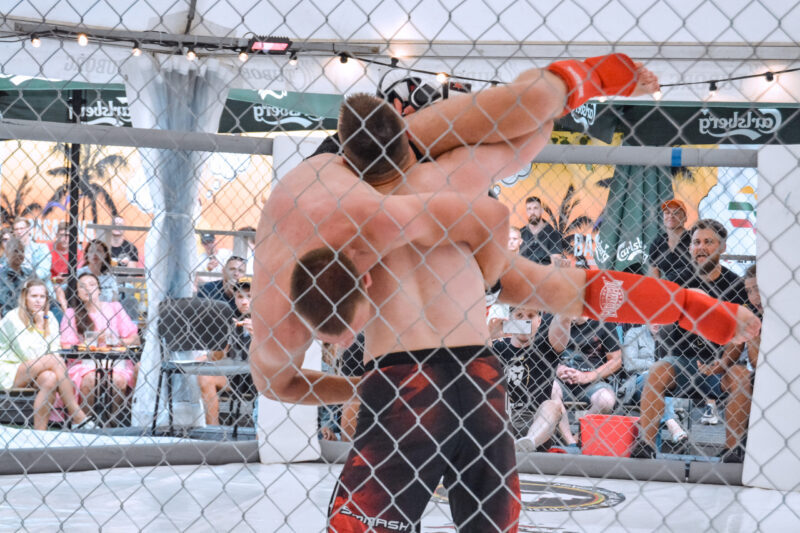 Palangoje įvyko tarptautinis turnyras MMA Jiu-jitsu Fight'15