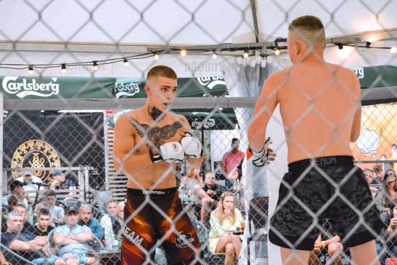 MMA Jiu-jitsu Fight'15
